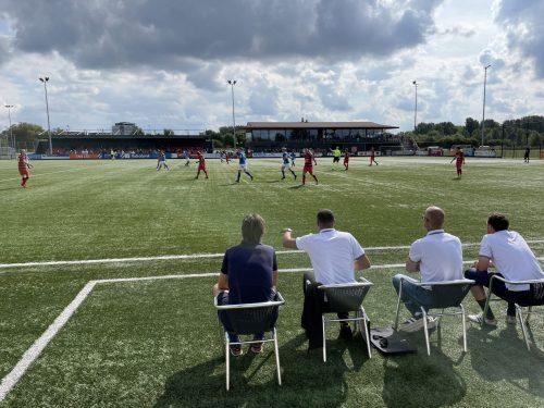 V.O.C. leidt eerste nederlaag van het seizoen tegen Hoogeveen: 0-2
