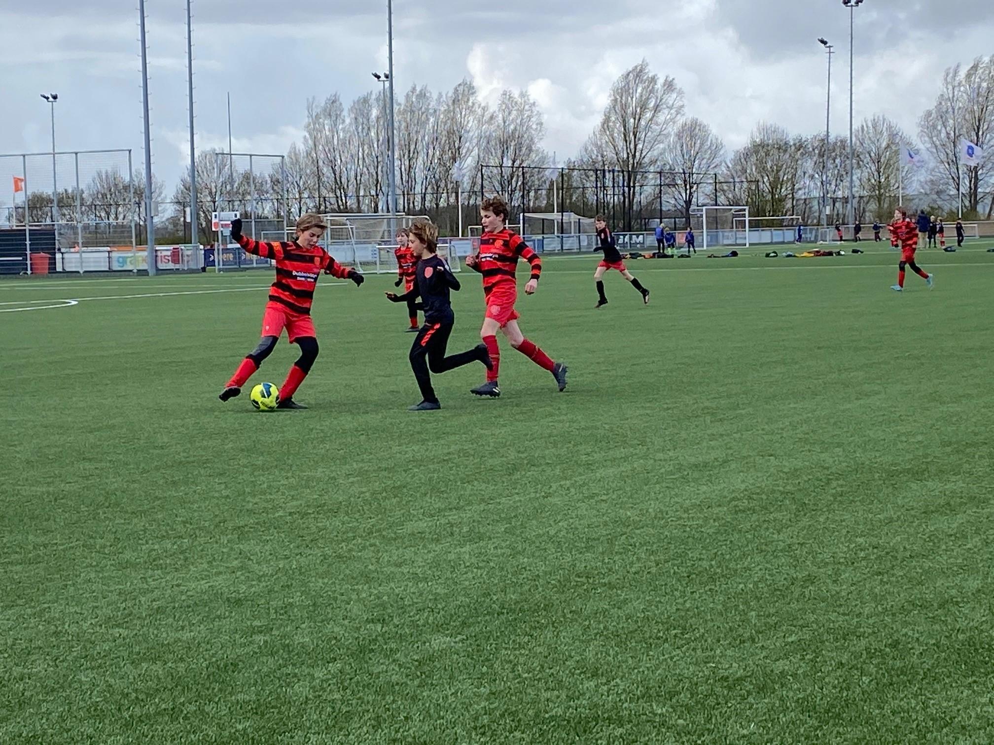 V.O.C JO13-3: Fijne club hier in Roffa!