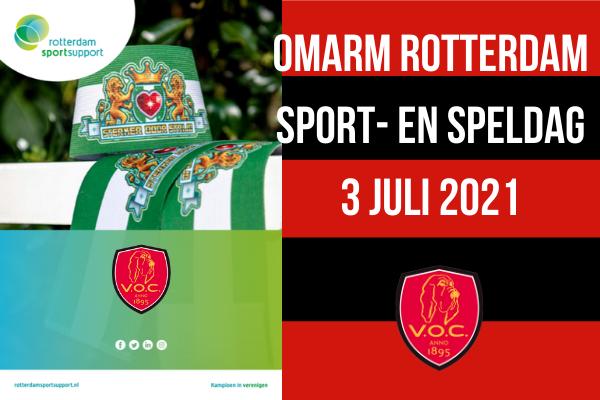 Omarm Rotterdam