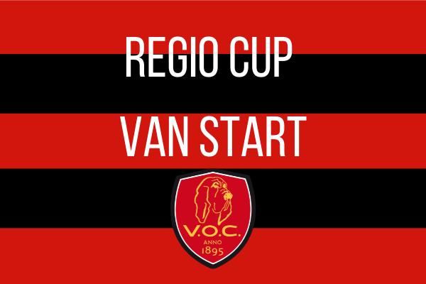 Regio Cup van start (update)
