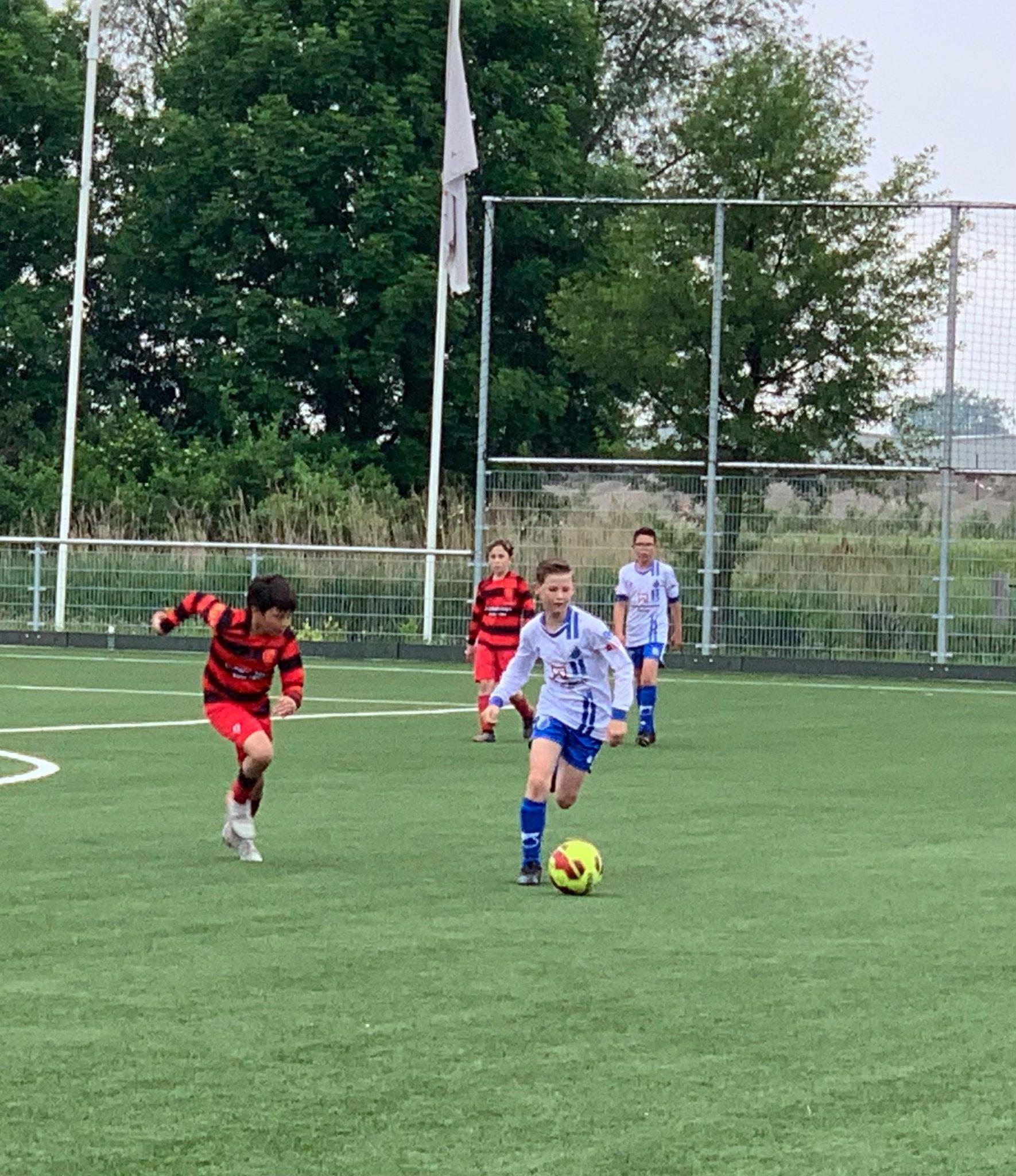 De KNVB Regiocup is van start!